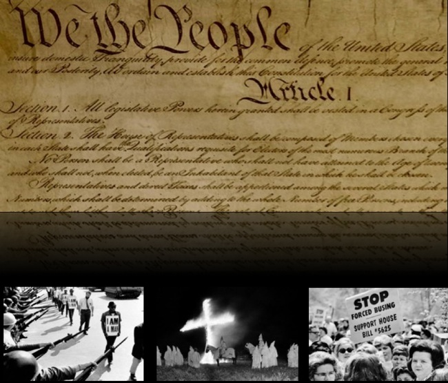 U.S. Constitution, We the People